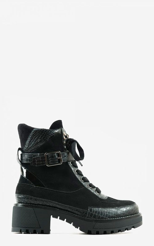 Emely boots-black