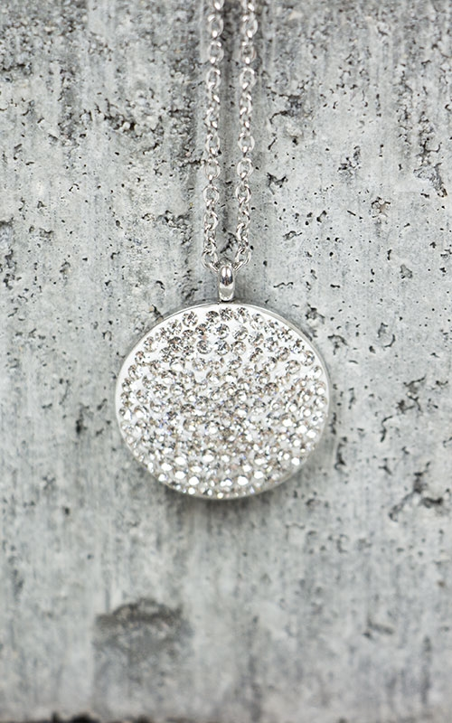 Zahla necklace-silver