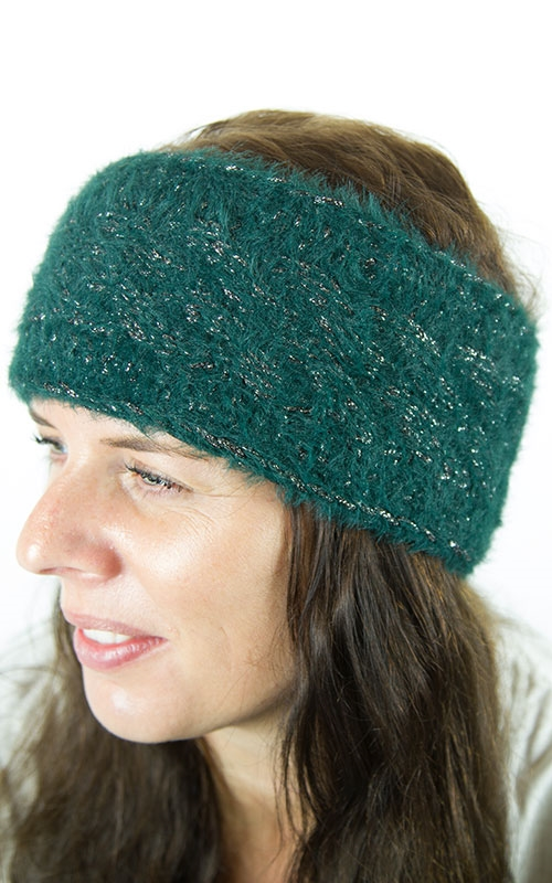 Lilly headband-green