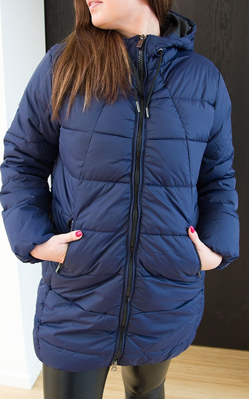 Bomina jacket-blue